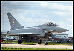 Eurofighter Typhoon (dalewaterman84) Tags: plane lumix panasonic eurofighter typhoon raf dmc airbase coningsby fz150 flickrandroidapp:filter=none