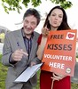 Irish Heart Foundation and Lidl Ireland Happy Heart Appeal. Photo Mark Stedman/Photocall Ireland