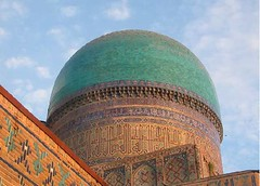 Bibi Khonym Mosque islamic Architecture of Uzbekistan (zs123) Tags: architecture mosque bibi uzbekistan islamic khonym