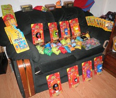 gogos as of now 04-01-12 (mikaplexus) Tags: favorite art toy toys death crazy secret mint couch collection wicked loveseat bones fav collectible gogo limited rare limitededition mib collectibles collecting collector arttoy gogos arttoys crazybones unopened deathseat ireallylike mintinbox blindbox deathchair gogocrazybones secretgogos deathcouch deathloveseat
