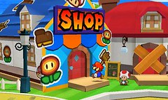 3DS_PaperMario_5_scrn05_e3 (Gaming Enthusiast) Tags: papermario intelligentsystems