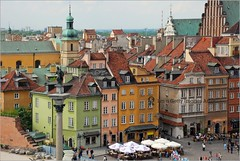 The colours of Stare Miasto | Warsaw, Poland (Stefan Cioata) Tags: old history beautiful buildings square photography town photo colours place image sale centre capital great stock poland best explore stare getty historical piazza top10 available outstanding miasto arhitecture earsaw