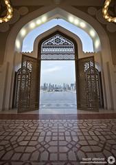 Masjid Al-Dawla (Qatar) (RASHID ALKUBAISI) Tags: nikon 2012 doha qatar rashid d4      nikond4  alkubaisi  ralkubaisi mygearandme wwwrashidalkubaisicom