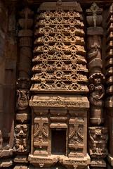 Mukteshwar Temple (VinayakH) Tags: india architecture religious temple sandstone holy hindu orissa carvings torana kalinga bhubaneshwar redsandstone vimana mukteshwartemple odisha