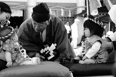 Naki sumo (II) (J.Salmoral) Tags: vacation portrait japan retrato  nippon portret japon giappone nihon jap   retrat portrt japo portrtt  canonef24105mmf4lisusm arckp canonef24105f4lisusm juansalmoral canon600d