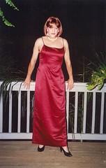 Gown 3d (Melissa451) Tags: cd melissa eveninggown crossdresser