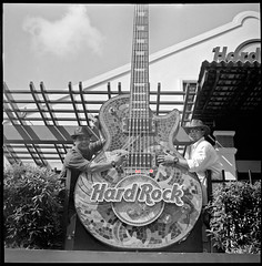 Life In B&W - In Life, Whatever You Do, Rock Hard!!... (mankamen et ella) Tags: 120 rock zeiss square t cafe c hard super cm hasselblad xp2 400 carl malaysia medium format 500 ilford malay malacca planar 80mm c41 ei200 120my