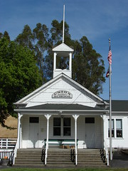 1895 Old School House (wdunby) Tags: school house district union victorian petaluma 1895