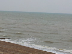 Chill on the seafront (PompeyNev) Tags: sea beach sussex seaside east hastings seafront