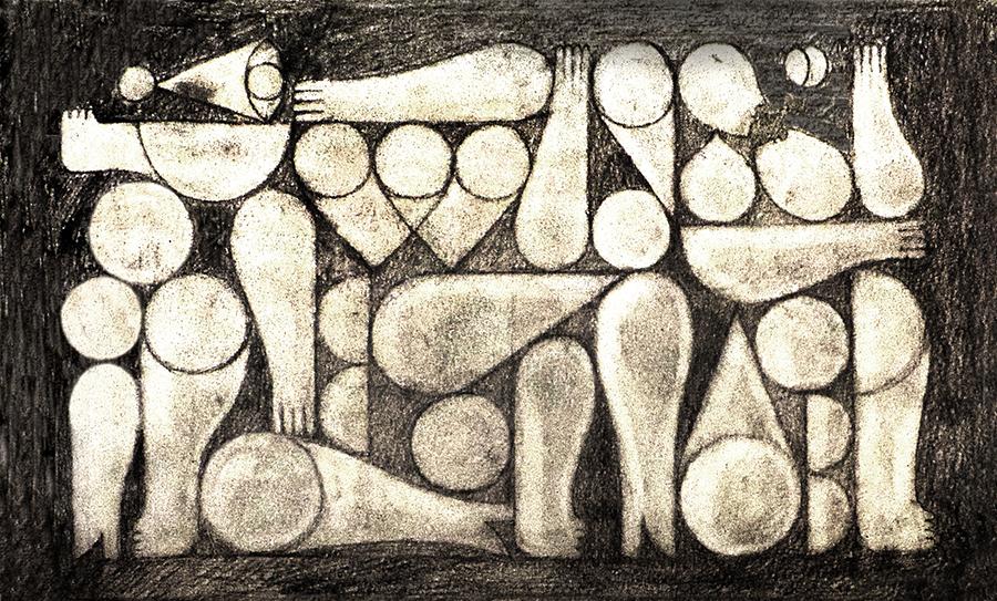 5th Dimensional Love Machine. Sketch