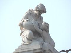 DSCN0263 (lvl29lvl) Tags: sculpture statues calcutta victoriamemorial