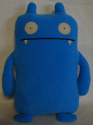 Uglydoll Handmade David Horvath and Sun Min - Jeero Junior