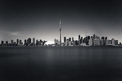 Toronto Skyline (Davoud D.) Tags: toronto canada torontoislands