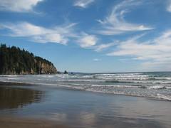 06-28-13 Oregon 508 Oswald West SP Short Sand Beach Smuggler's Cove (Chicagoan in Ohio) Tags: oregoncoast oswaldweststatepark smugglerscove shortsandbeach