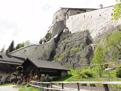 Burg_Hohenwerfen_42 (Alf Igel) Tags: alps salzburg castle austria sterreich adler land alpen hohenwerfen falken burg falkner salzburger werfen
