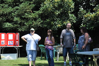 Photo Outdoor Worship Fall 2012