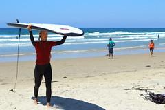 La Jolla (just_almaz) Tags: beach sandiego lajolla surfing