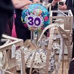 30 fantastic paper sculptures to celebrate our 30th anniversary