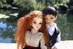 Monserrate Sintra Adelaide e James (Aliera29) Tags: mai bjd ya resinsoul