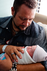 Skylar Lee Blue, a birth story (Tabitha Blue / Fresh Mommy) Tags: birthday family baby love kids hospital children mom happy born parents dad child father birth mother delivery