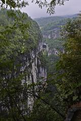 Three Natural-Born Bridges (llee_wu) Tags: tianlongbridge wulongkarstsouthchinakarstworldheritage