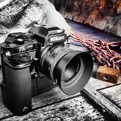 NikonFA (noorizeyes photography) Tags: film analog nikon nikonfa