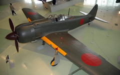 "Kawasaki Ki-100-1b (5) • <a style=""font-size:0.8em;"" href=""http://www.flickr.com/photos/81723459@N04/10266927664/"" target=""_blank"">View on Flickr</a>"