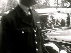 """""""A"""" Division London Metropolitan Police Constable Some 600 miles North of  His Base On Duty At Abergeldie Castle, nr Balmoral Castle, 1955. (sgterniebilko) Tags: uk london 1955 westminster scotland aberdeenshire ballater metropolitanpolice alphadelta royaldeeside balmoralcastle adivision royaltyprotection abergeldiecastle cannonrow aorwhitehalldivision travellingstaff"""