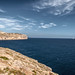 hike to the Blue Grotto, Malta