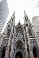 St. Patrick's Cathedral (Geise Architecture) Tags: newyork cathedral stpatrickscathedral catedral igreja eua stpatricks novaiorque novayork gótico neogótico neogothicstyle