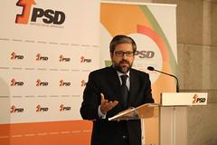 Marco António Costa num Encontro com a Distrital da Guarda do PSD