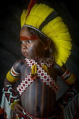 Kayapo (serge guiraud) Tags: brazil portrait brasil amazon tribes indios brésil amazonie tribos kaiapo tribus kayapo indiensdamazonie sergeguiraud jabiruprod