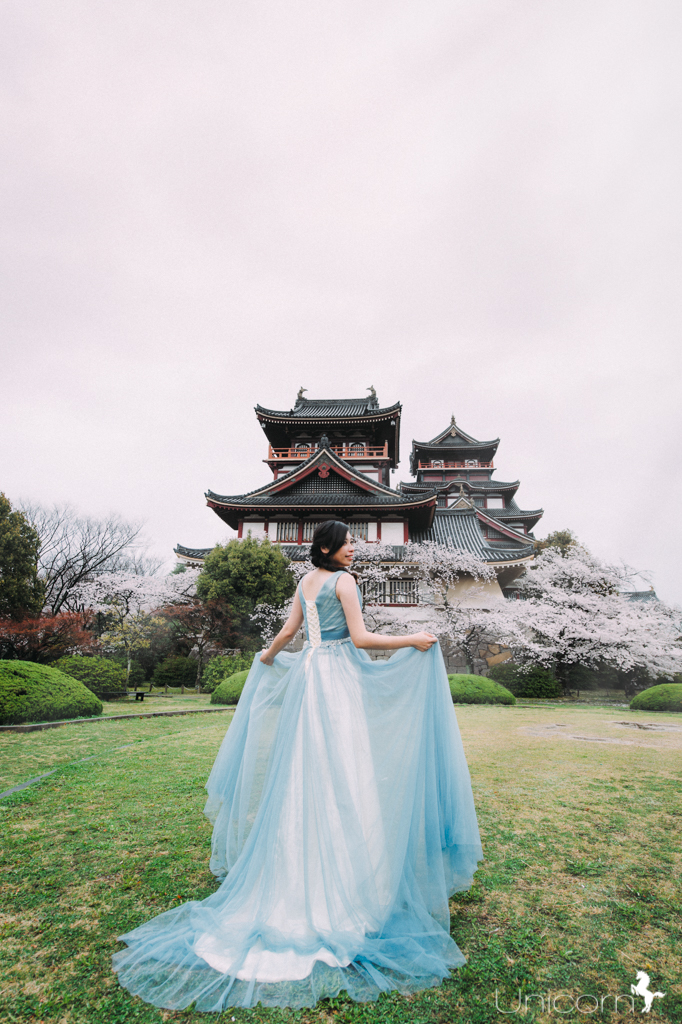 《婚紗》Edwin & Amier / 京都 Kyoto