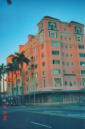 Bradenton Florida ~ AKA ~Manatee River Hotel ~ Hampton Inn & Suites ~ Vintage Photo
