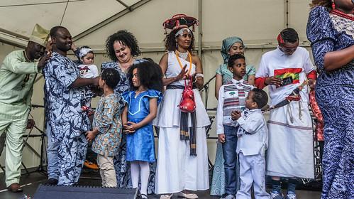 AFRICA DAY 2015 - CELEBRATED TODAY AT FARMLEIGH HOUSE [DUBLIN]-REF-104388