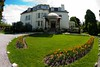 Edwardian City Mansion (Paige Rice) Tags: toronto canon spadinamuseum dot15 19201930style historichousegarden doorsopen2015