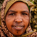Portrait of woman in Somaliland