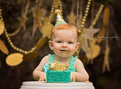 Tishy Photography {child photographer} (tishybryant) Tags: birthday cake gold smash naturallight props whimsical beaumont tishy austinphotographer whimsicalphotography austinchildphotographer tishyphotography beaumontchildphotographer