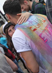 Sailor Girl: Marriage Referendum: In The Upper Yard, Dublin Castle (Skyroad) Tags: