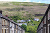 Ferndale, Wales (Pontyberry, if you love Stella) (Richie Wisbey) Tags: stella sky horse green beautiful wales one michael flickr auntie hill donkey location jackson hills richard welsh brenda filming ferndale aunty valleys presh wisbey pontyberry