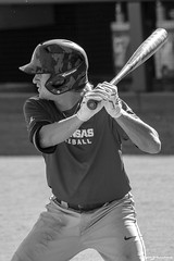 Fall Ball - Sept 26-49 (Rhett Jefferson) Tags: hunterwilson arkansasrazorbacksbaseball