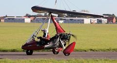 P & M Aviation Pegasus G-CCSL Lee on Solent Airfield 2016 (SupaSmokey) Tags: p m aviation pegasus gccsl lee solent airfield 2016