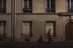 . (Le Cercle Rouge) Tags: paris france rueclavel belleville human shadow silhouette 75019