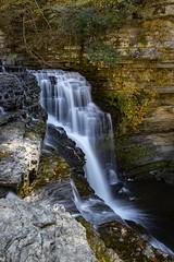 Cummins Falls (Notkalvin) Tags: falls waterfall cumminsfalls outdoor water tennessee notkalvin mikekline notkalvinphotography fall autumn longexposure roadtrip