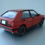 LV-N130a 1/64 LANCIA DELTA HF INTEGRALE 16V 1989 RED