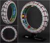 Stanford torus (MSP!) Tags: lego space station design habitat stanford torus rotating wheel microspacetopia