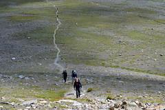 Trail 2.5 (Sotosoroto) Tags: dayhike hiking mtrainier burroughsmountain washington cascades mountains