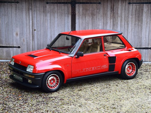 Renault 5 Turbo 2 (1985).