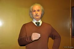 Albert Einstein - Museu de Cera (Dreamland) - Foz do Iguau (Macapuna) Tags: museudecera museu cera dreamland personagens suldobrasil sul fozdoiguau paran brasil macapuna latinamerica amricalatina southamerica amricadosul amrica carlosmacapuna nikon nikond90 albert einstein