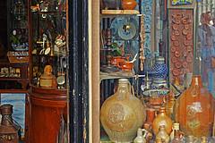 Vecchie cose - Old things (Ola55) Tags: ola55 antiques window antiquario antichità vetrina shop amsterdam oldthings vecchioggetti italians